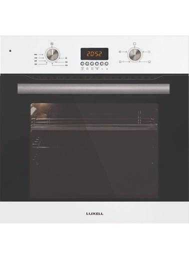 Luxell Luxell B66 DT - LX-40TAHDF - DA-835 Beyaz Dijital Cam Set Renkli